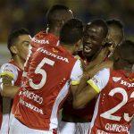 Santa Fe logró un valioso empate ante Luqueño3