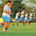 Colombia se Alista para Recibir a Argentina7