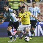 Colombia vs Argentina por las Eliminatorias Rusia 2018