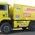 Rally Dakar 2016 en la categoría Camiones