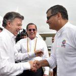 Encuentro Presidencial IV Gabinete Binacional Colombia - Ecuador en la ciudad de Cali, Colombia13