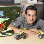 Nicolás Robledo cumplirá en el 2016 su sueño de correr el Rally Dakar.