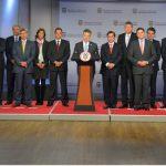 Nuevo Gabinete de Santos