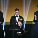 Lionel Messi ganó su quinto Balón de Oro.