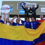 El automovilismo colombiano cumplió en el Rally Dakar 2016