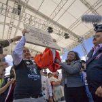 Carnaval de Negros y Blancos, declarado patrimonio de la humanidad