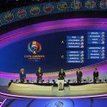 Sorteo Copa  Amèrica Centenario