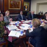 Expertos de la Organización del Tratado de Atlántico Norte visitan el país2