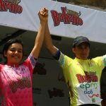 Stefania y Oscar Lideres Bakano del Valle