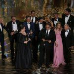 Spotlight se alza con el Óscar a la mejor película2