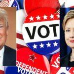 Donald Trump y Hillary Clinton lideran las primarias del 'supermartes'