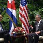 Barack Obama y Raul inician conversaciones