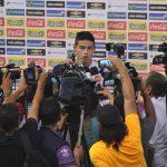 James Listo para enfrentar a Bolivia y ecuador