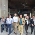 Alcaldes de Bogotà y Medellin