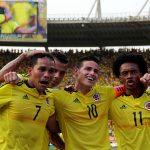 Colombia Volvio al Cuato puesto