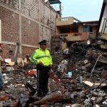 El Caos en el Ecuador