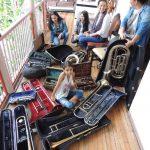 Se llevaron 14 instrumentos para toribio y miranda en el cauca