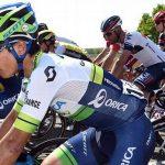 Chaves terminó noveno en la cuarta etapa del Giro de Italia. Orica