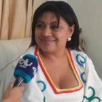 Oneida Pinto Gobernadora de la Guajira