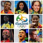 Medallas Olímpicas  colombianas Río 2016