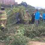 Espacios en los humedales de Bogotá despojados por particulares