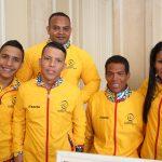 Delegación paralímpica rumbo a Rio