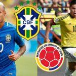 Brasil-Colombia, el juego más atractivo de la jornada 8
