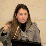 Senadora Paloma Valencia