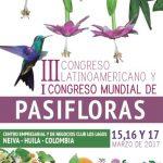 Congreso Mundial Pasiflora Neiva 2017