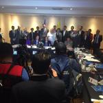 UE en el marco del Fondo Fiduciario para la paz aprobó hoy programa de 4 proyectos x 11M de €uros que beneficia a Cauca, Valle, Choco y Meta