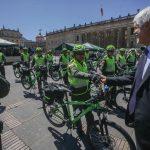 1.200 policías llegan para reforzar la seguridad en Bogotá