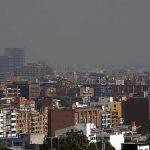 Fuerte temperatura en Bogotá