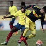 Colombia -Ecuador MAL