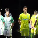Atlético Nacional presentó su nueva camiseta 00