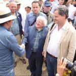 Presidente de Irlanda visitó zona veredal de las Farc en Antioquia