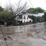 Lluvias en Campoalegre