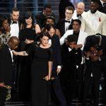 El equipo de 'Moonlight' recibe el Oscar 2017 a mejor película KEVIN WINTER