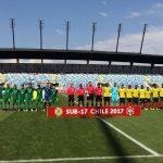 Colombia-Bolivia Sub17