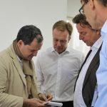 Visita de los cancilleres de Noruega y Países Bajos a la Macarena