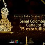 Señal Colombia gana en los Premios India Catalina