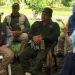 Rafael Pardo visitó zona Veredal de Tumaco