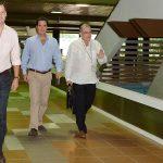 28 oct entrada delegación de Paz en la Habana