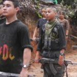 liberación de menores reclutados a la fuerza por las Farc