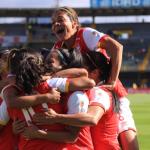 Santa Fe por los puntos ante Cúcuta