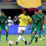 Colombia 1-0 Bolivia 230317