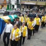 Neira le dijo adiós a Bernardo Pérez a los 102 años de vida