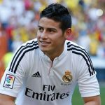 James Jugador del Real Madrid12