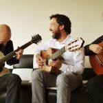 trío de guitarras colombiano Trip Trip Trip