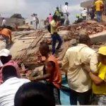 Colapsa edificio en el sur de Cartagena