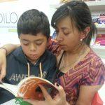 lectores niños